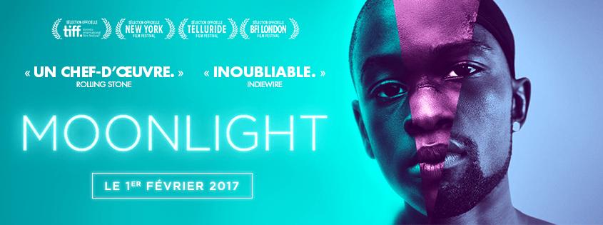 Critique du film Moonlight, quand l'attente est différente de la réalité. Blog Adélie Prod