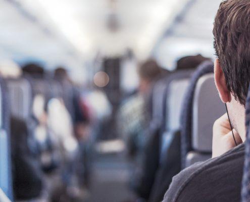 """Refléxion dans le train sur l""""avenir de la musique. Blog Adélie Prod"""