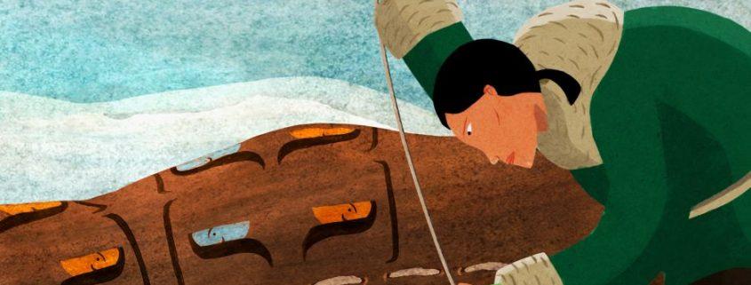 """""""Celui qui avait deux âmes"""", César du meilleur court métrage d'animation 2017. Blog Adélie Prod."""